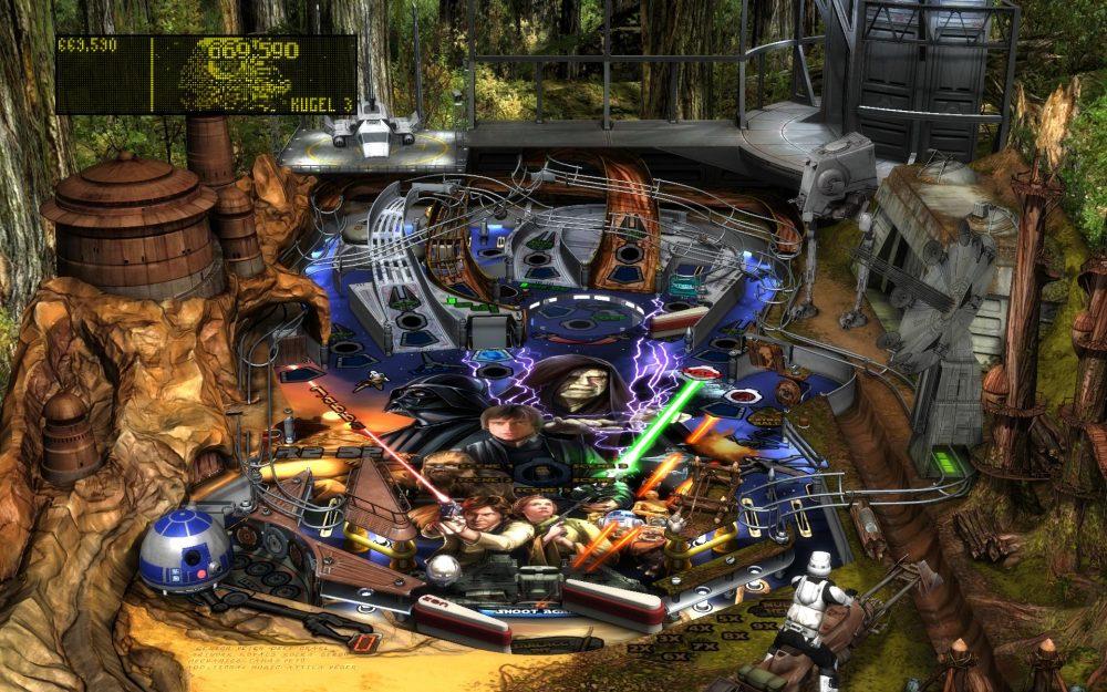 Star Wars Pinball - GameSpot