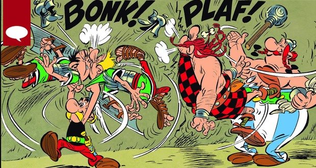 Review: Asterix bei den Pikten