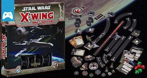 Video-Review: Star Wars: X-Wing Brettspiel
