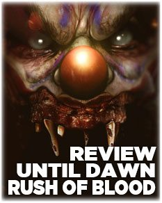 Review: Until Dawn: Rush of Blood