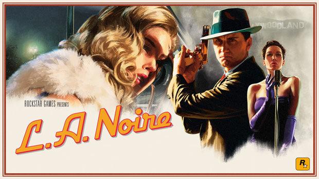 Nintendo Switch L.A. Noire